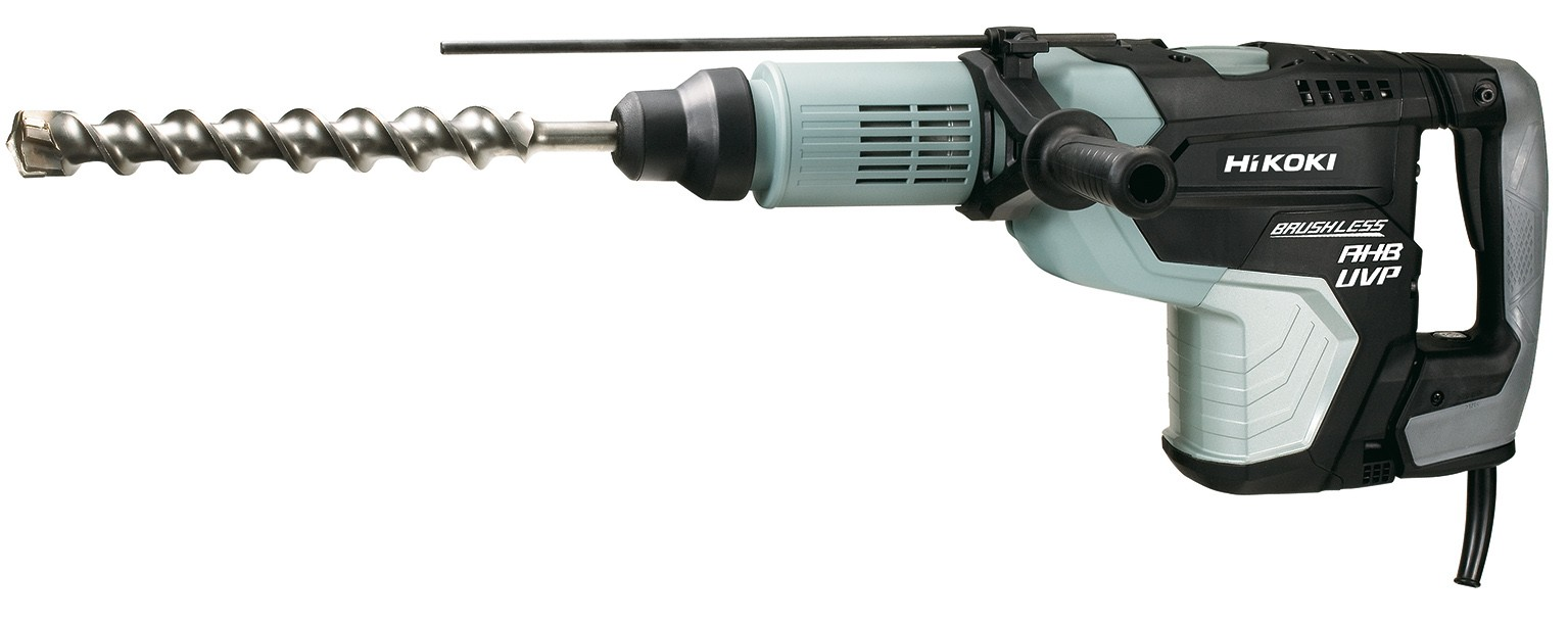Perfo-burineur 52 mm SDS MAX - 1500 W - 22 Joules - 11,5 Kg