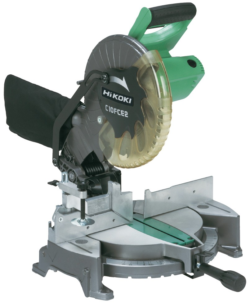 Scie à coupe d'onglet Ø 255 mm - 1520 W - 59 mm