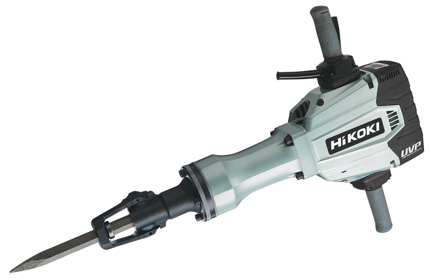 Démolisseur Hex. 28 mm - 2000 W - 70 Joules - 32 Kg
