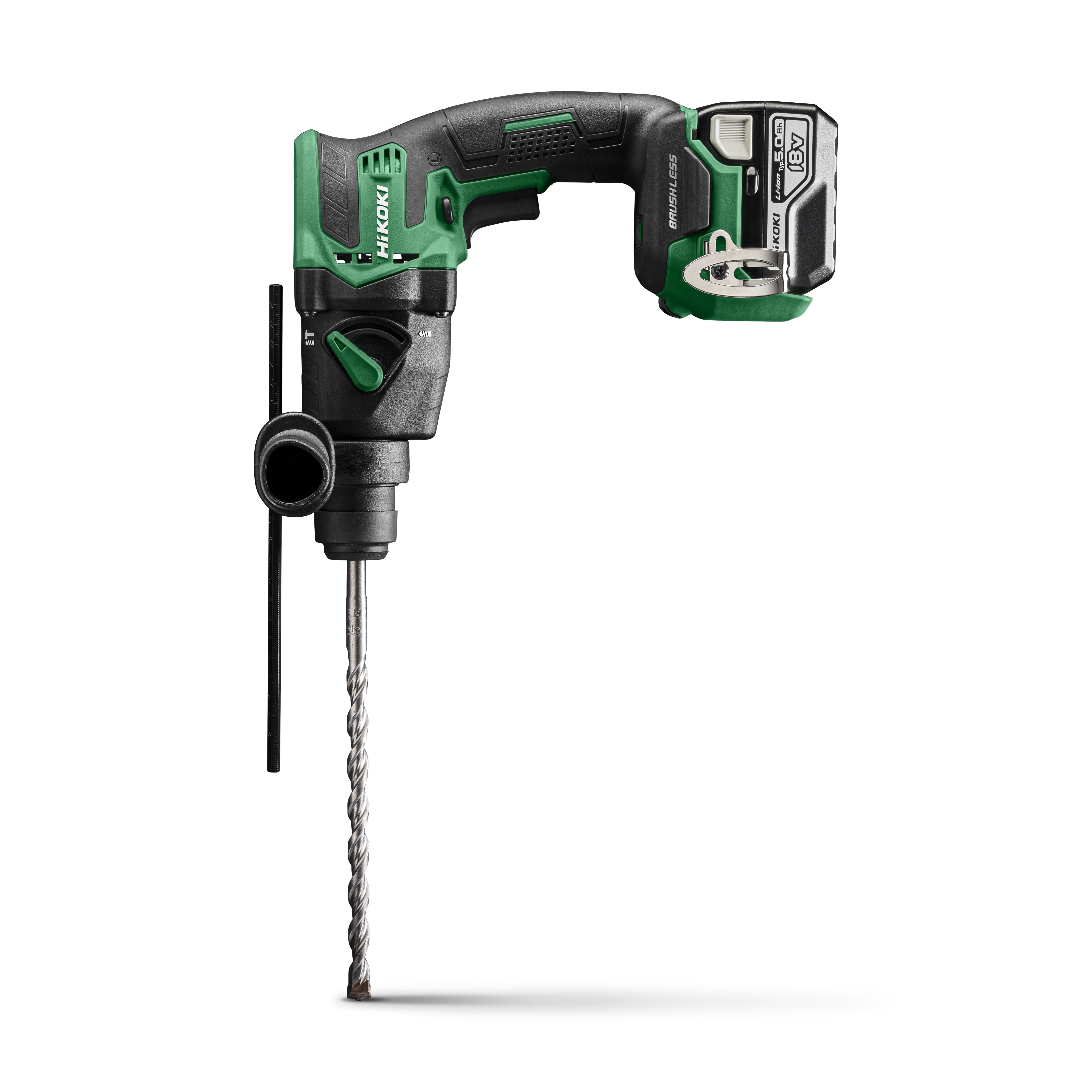 Perforateur 18V 5.0 Ah Brushless 18 mm SDS+